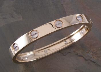 The Cartier Bracelet