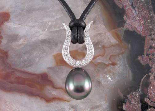 Diamond Omega Tie-on