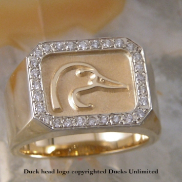 Ducks Unlimited Ring