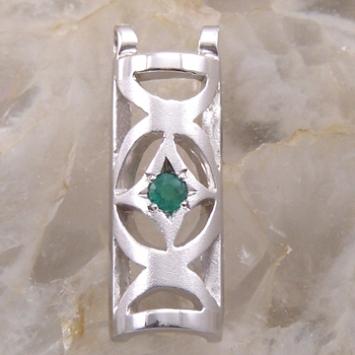 Emerald DuMonte Pendant