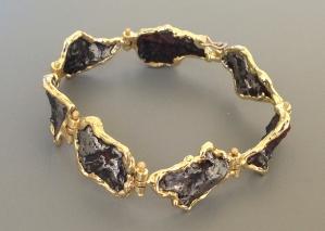 Meteorite Bracelet