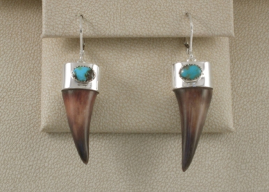 Turkey Spur Earrings